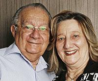 Antônio Elias e Onélia Queiroga